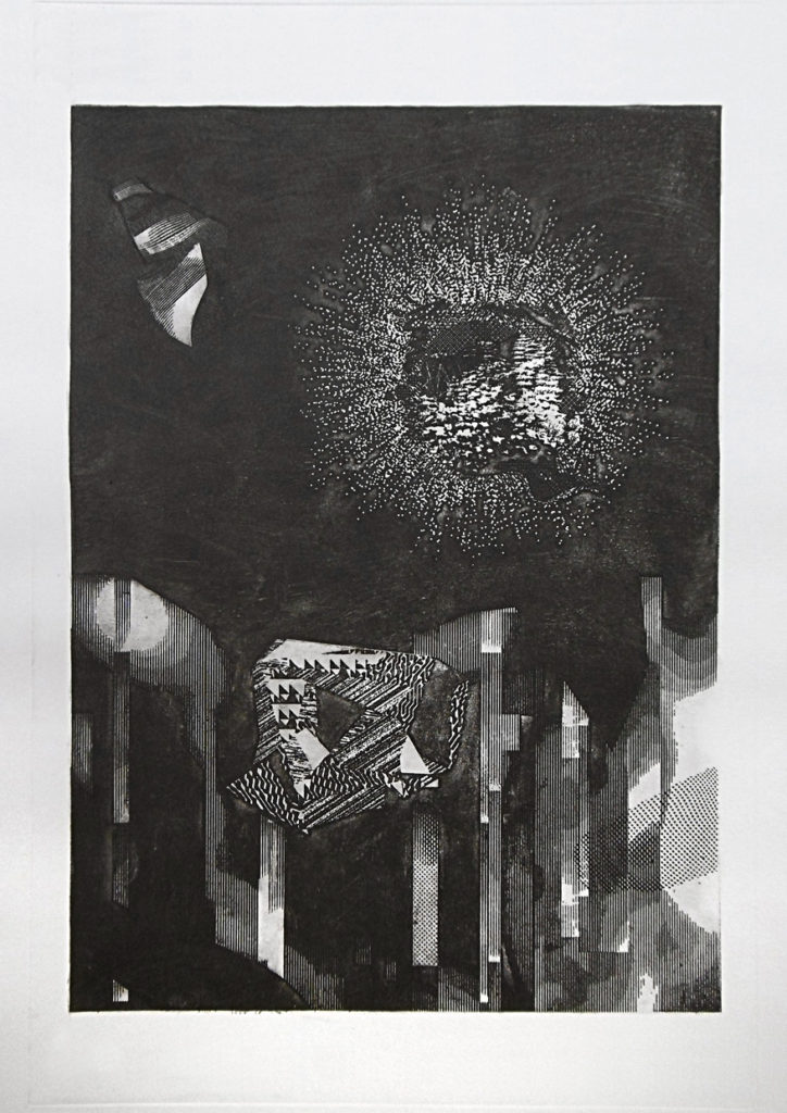 Printmaking, Druckgrafik, Etching, Rardierung, Fotoradierung, contemporary etching